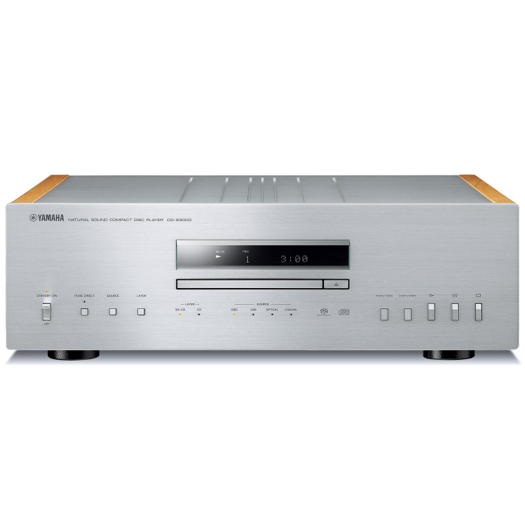 CD проигрыватели Yamaha от Pult.RU