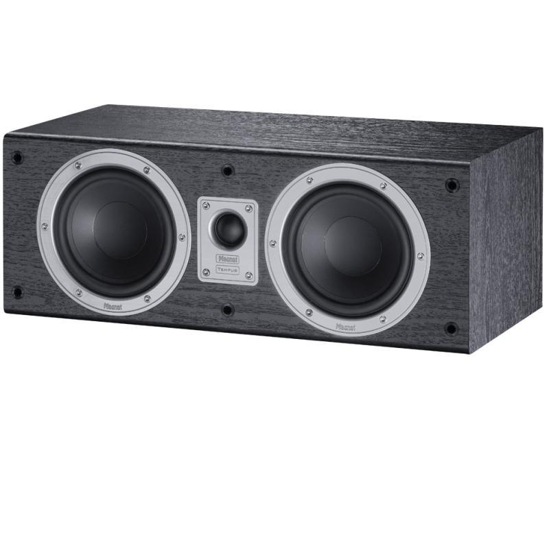 Акустика центрального канала Magnat Tempus Center 22 black комплекты акустики magnat tempus 55 33 center 22 black