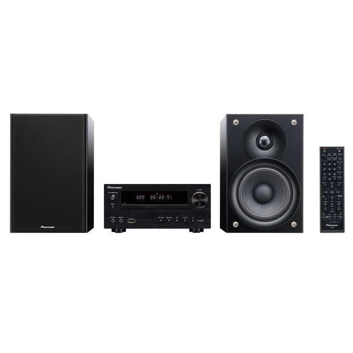 Музыкальные центры Pioneer X-HM51-K
