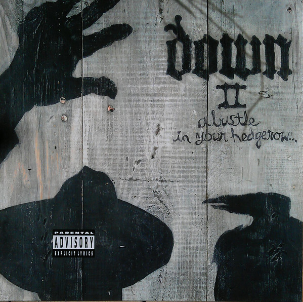 Виниловые пластинки Down DOWN II (A BUSTLE IN YOUR HEDGEROW...) (180 Gram) down down down ii a bustle in your hedgerow… 2 lp