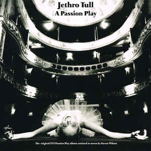 Виниловые пластинки Jethro Tull A PASSION PLAY – AN EXTENDED PERFORMANCE (Heavyweight vinyl) ian anderson plays the orchestral jethro tull