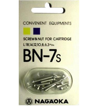 Аксессуары для виниловых проигрывателей Nagaoka BN-7s головки звукоснимателя nagaoka mp 150h