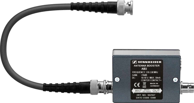 Аксессуары для микрофонов, радио и конференц-систем Sennheiser