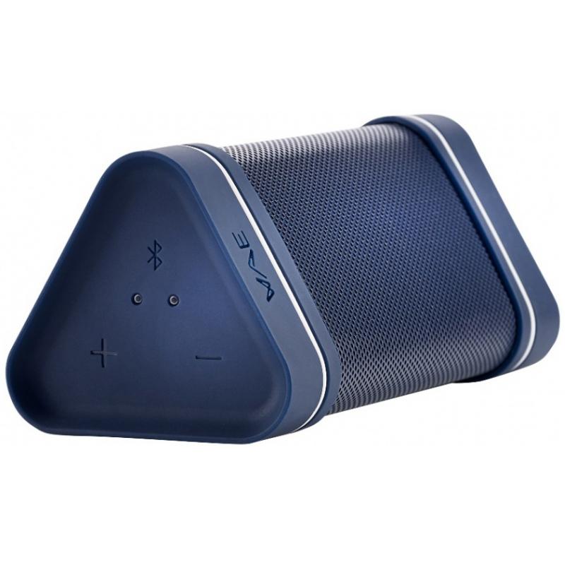 Портативная акустика Hercules WAE Outdoor 04 Plus blue колонки hercules wae bt03 bg черный зеленый 4780479