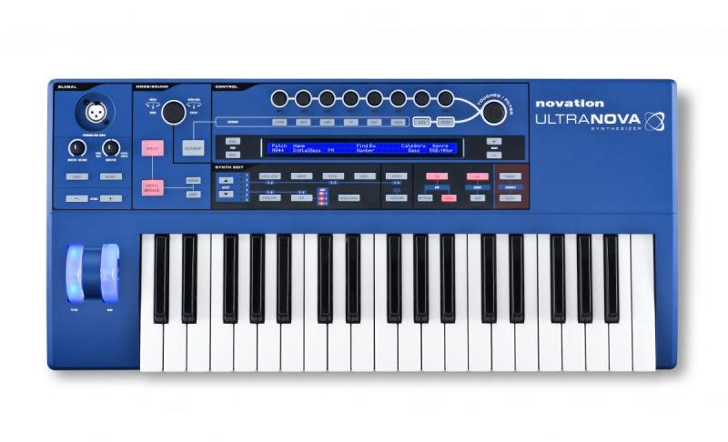 Синтезаторы и Пианино Novation