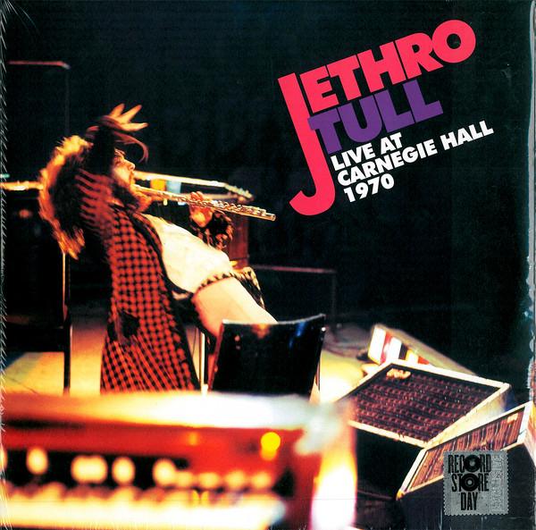 Виниловые пластинки Jethro Tull