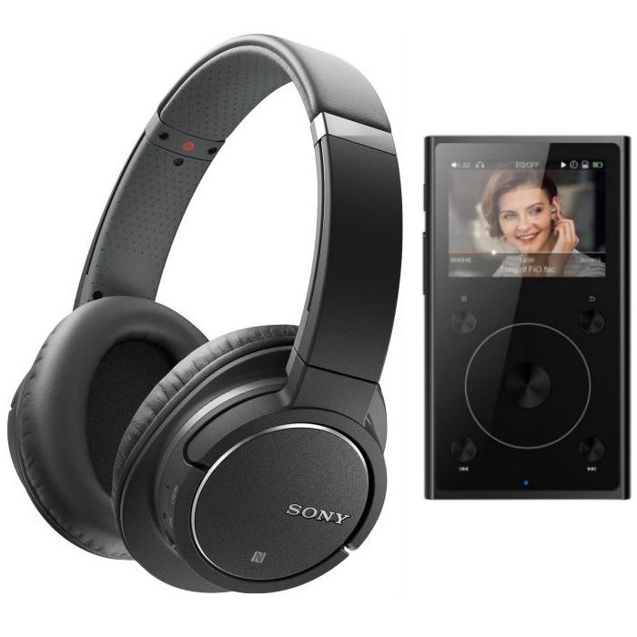 Комплекты персонального аудио PULT.ru №6 (FiiO + Sony) плеер от видеоочков