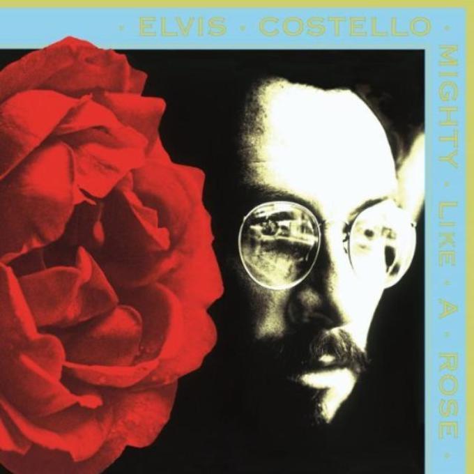 Виниловые пластинки Elvis Costello MIGHTY LIKE A ROSE (180 Gram) elvis costello elvis costello the costello show king of america