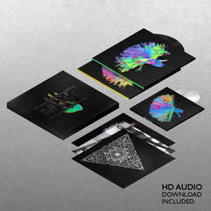 Виниловые пластинки Muse THE 2ND LAW (Box set/2LP+CD+DVD)