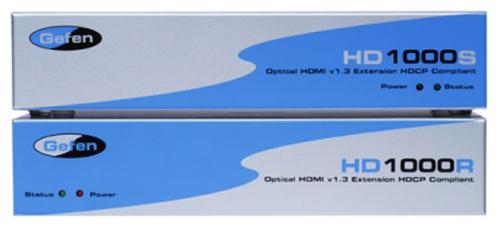 HDMI коммутаторы, разветвители, повторители Gefen EXT-HD-1000 hdmi коммутаторы разветвители повторители prolink pb006