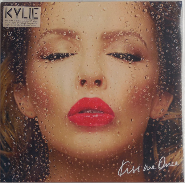 Виниловые пластинки Kylie Minogue KISS ME ONCE (2LP+CD/W520) the best of kylie minogue special edition cd dvd