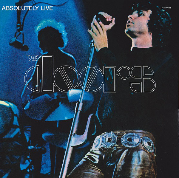 Виниловые пластинки The Doors ABSOLUTELY LIVE (180 Gram/Remastered by Bruce Botn