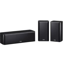 Комплекты акустики Yamaha NS-P160 black yamaha ns f160 black