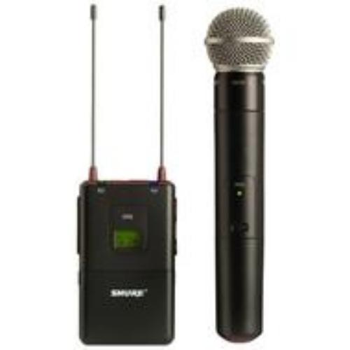 Радиосистемы Shure FP25/SM58 L4E 638 - 662 MHz
