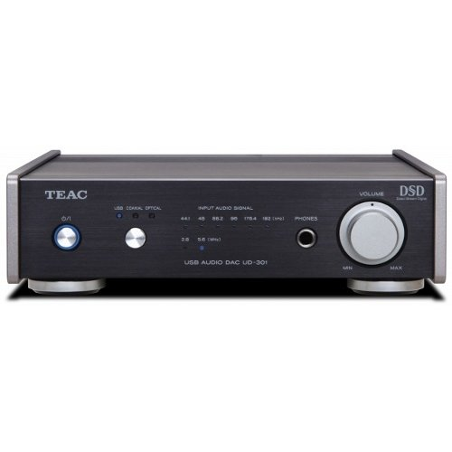 ЦАП (audio dac) Teac UD-301 black cd проигрыватели teac pd 301 black