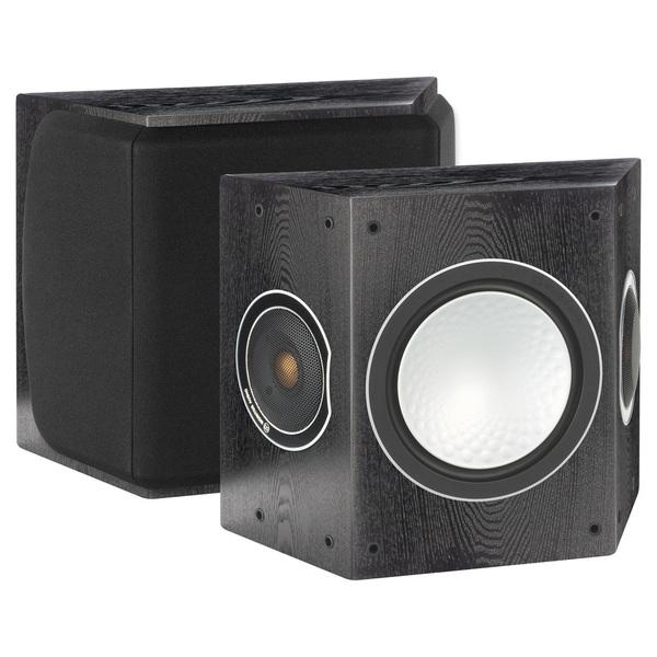 Настенная акустика Monitor Audio Silver FX black oak настенный светильник ideal lux soda ap2 idlx 105727