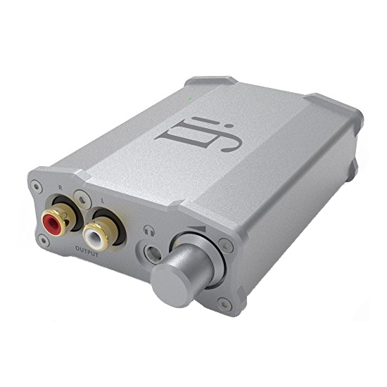 цены  ЦАП (audio dac) iFi Audio Nano iDSD Light Edition