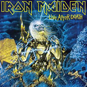 Виниловые пластинки Iron Maiden LIVE AFTER DEATH (180 Gram) agina okello bonaventure michael management