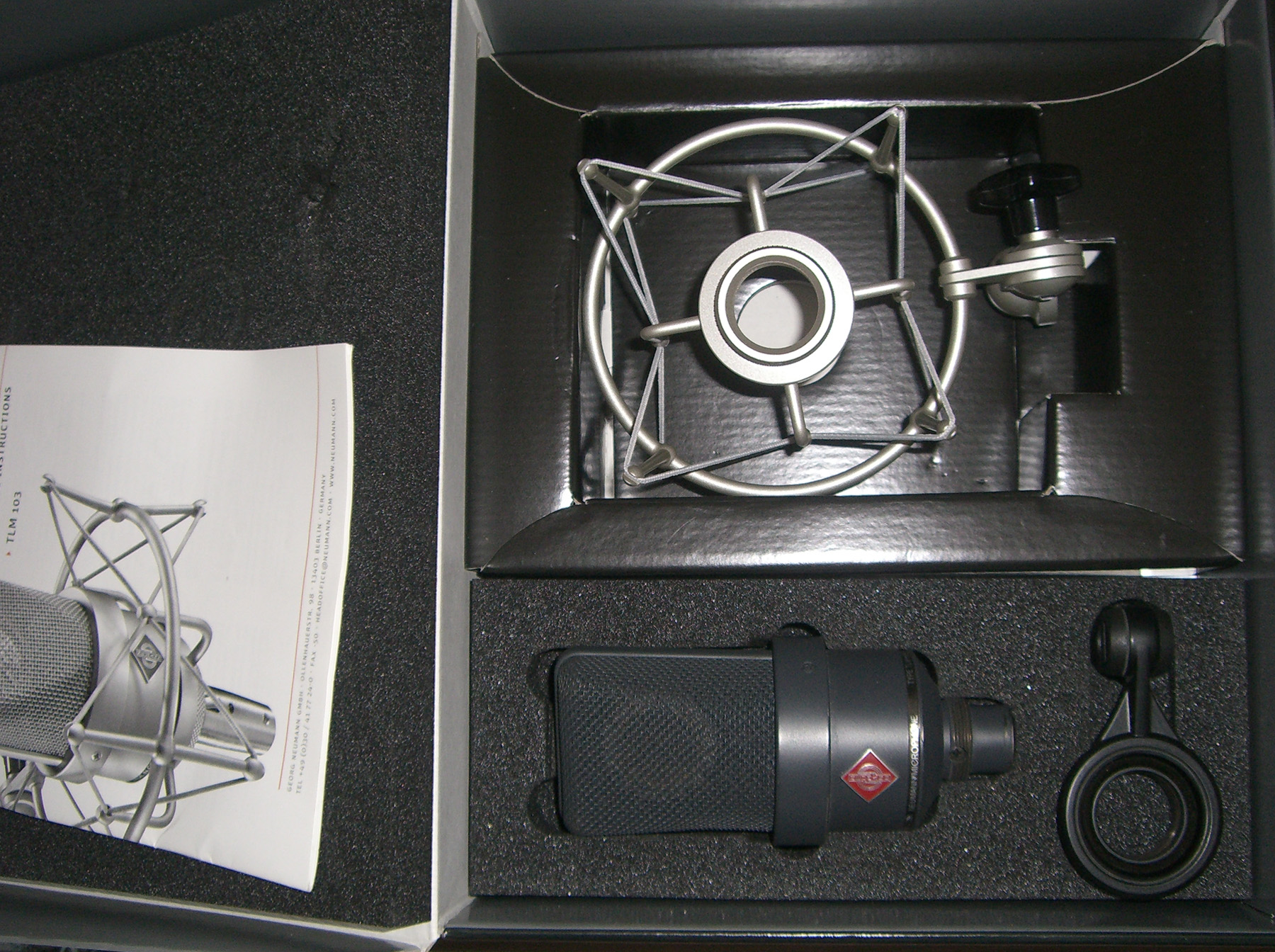 ��������� NEUMANN TLM 103 studio set