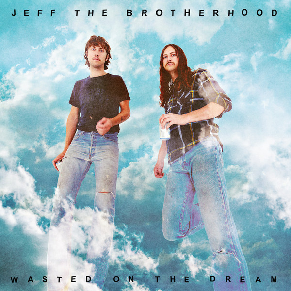 Виниловые пластинки Jeff the Brotherhood WASTED ON THE DREAM