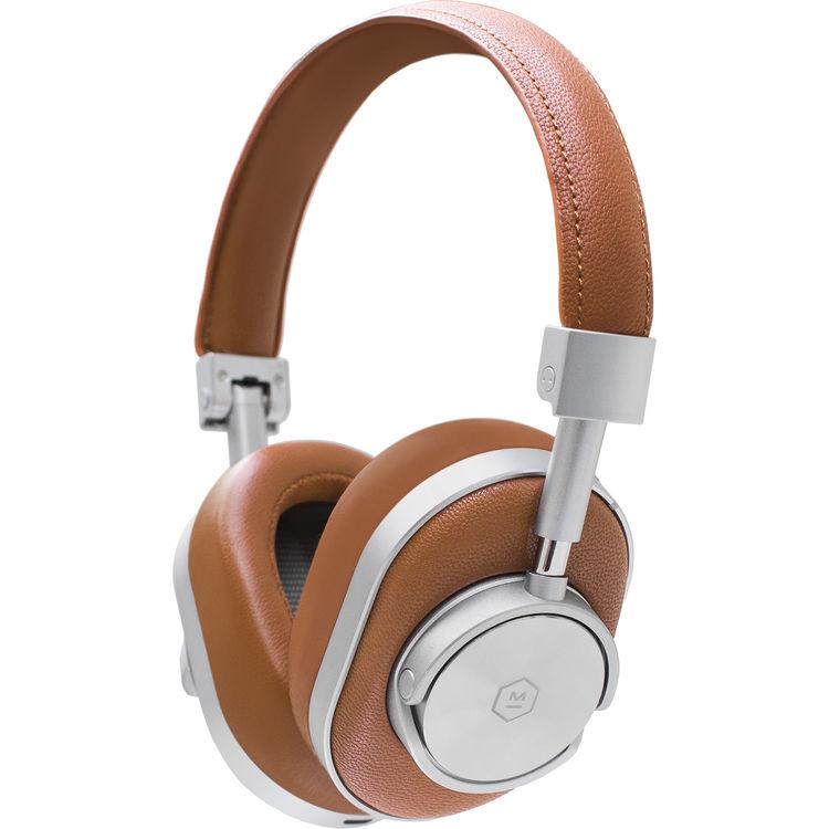 Наушники Master&Dynamic MW60S2 Brown/Silver