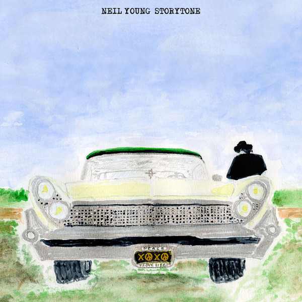 Виниловые пластинки Neil Young