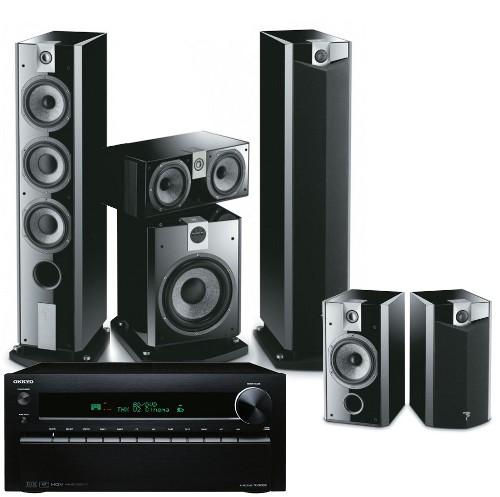 TX-NR5010 + Focal Chorus 826 V + Chorus 806 V + Chorus CC 800 V + Chorus SW 800 V