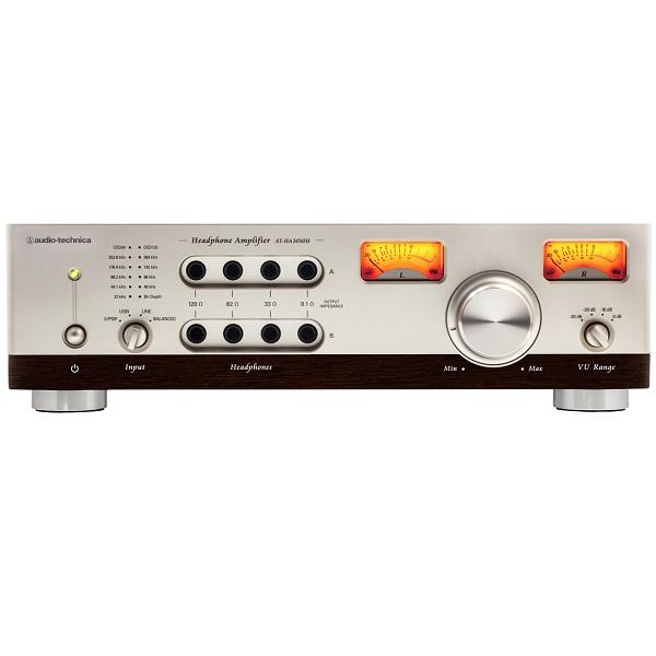 Усилители для наушников Audio Technica