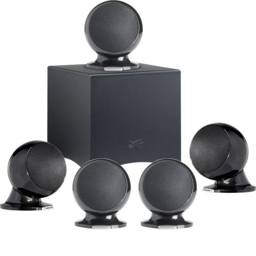 ��������� �������� Cabasse Alcyone 2 System 5.1 (Glossy black)