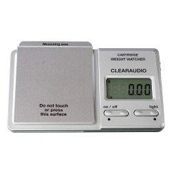 Аксессуары для виниловых проигрывателей Clearaudio Weight Watcher