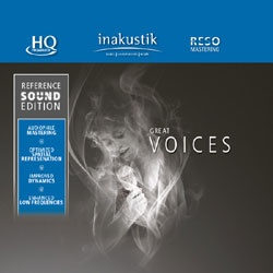 CD Great Voices 0167501-1 от Pult.RU