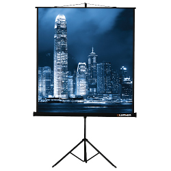Экраны для проекторов Lumien Master View (1:1) 203x203 см Matte White
