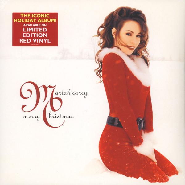 Виниловые пластинки Mariah Carey MERRY CHRISTMAS (DELUXE ANNIVERSARY EDITION) (Red vinyl)
