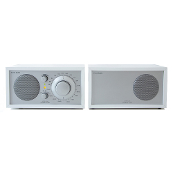 Радиоприемники Tivoli Audio Model Two white/silver (M2WHT)