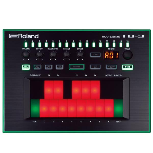 Грувбоксы и компактные синтезаторы Roland от Pult.RU