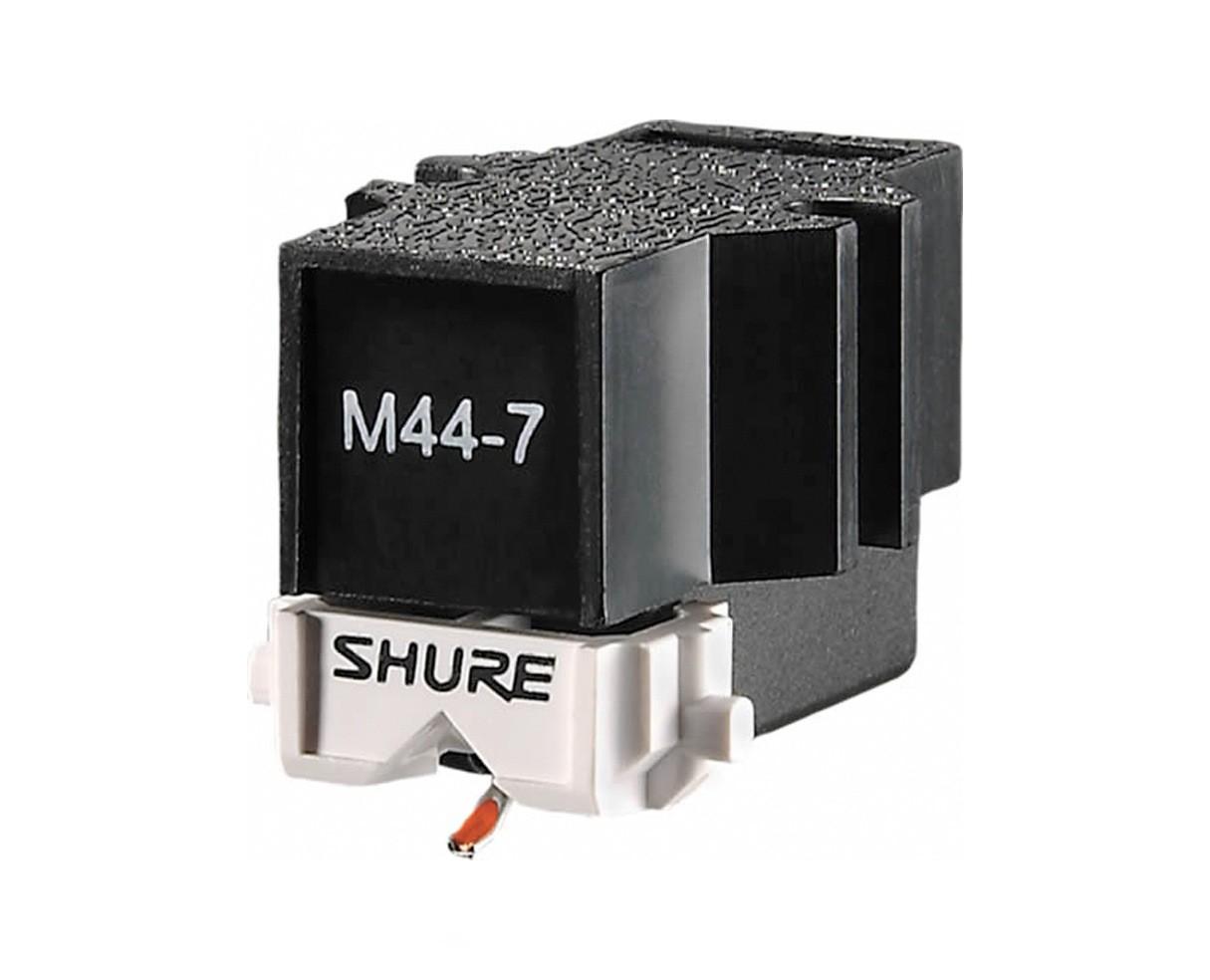 Головки звукоснимателя Shure M44-7