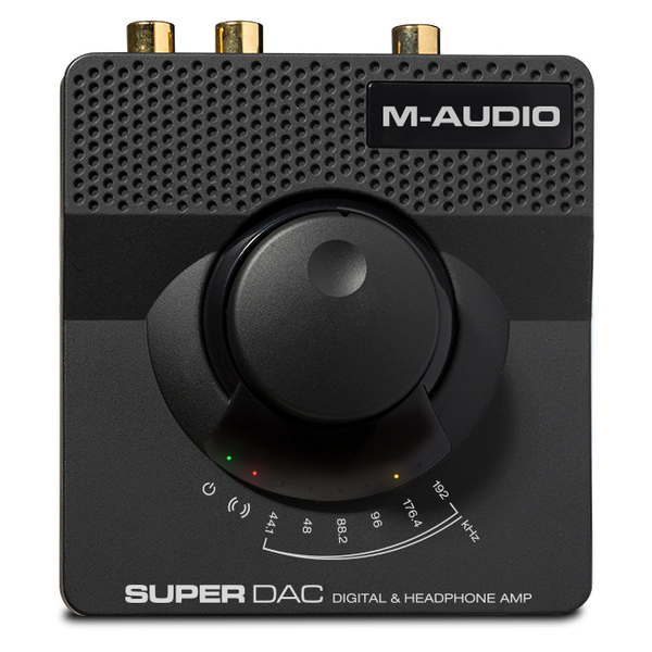 ЦАП (audio dac) M-Audio Super DAC