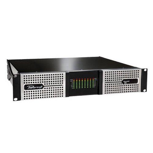 Ottocanali 8K4 - PowersoftУсилители для фонового озвучивания<br>POWERSOFT Ottocanali 8K4, это трансляционный, восьмиканальный усилитель мощности. Основными сферами эксплуатации усилителя являются системы звукоусиления, инсталляции и системы трансляции. Модель популярной линейки Ottocanali (8К4) представляет собой весьма гибкий и надежный усилитель с выходной мощностью 8000 Вт при номинальном сопротивлении 4 Ом. Производитель создавал эту линейку специально для того, чтобы она идеально подходила для многозонных инсталляций средних и больших сетей. Усилитель легко...<br>