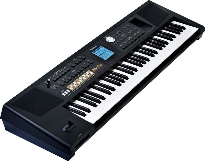 Синтезаторы и Пианино Roland BK-5 OR roland bk 7m