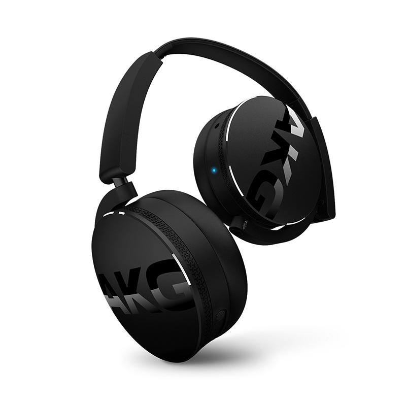 Наушники AKG Y50BT black наушники беспроводные akg y50bt черные с микрофоном y45btblk