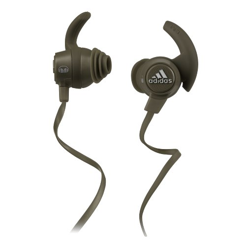 Monster Adidas Perfomance Response In-Ear Headphones Olive Green (128649)