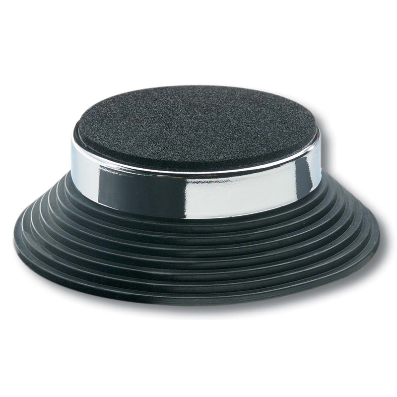 Аксессуары для акустики In-Akustik Exzellenz Bolide Absorber, 4 Set chrome\black #008550
