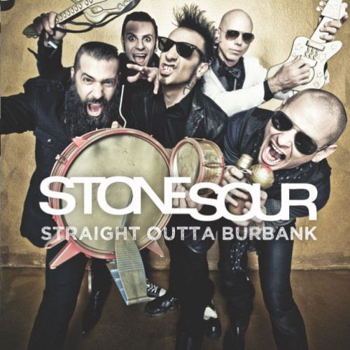 Виниловые пластинки Stone Sour STRAIGHT OUTTA BURBANK EP (Colored vinyl)