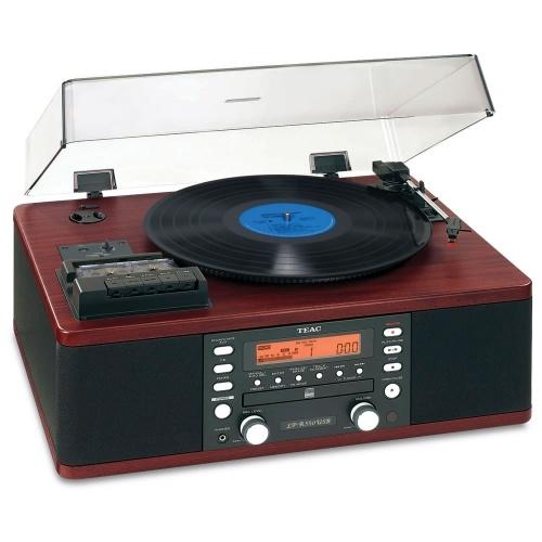 Проигрыватель винила Teac LP-R550USB rosewood teac cd p800nt