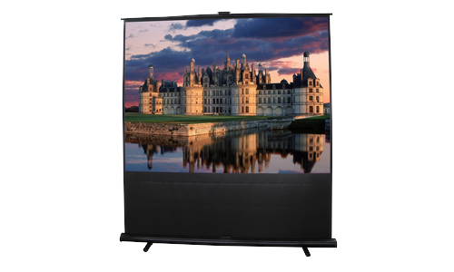"""Экраны для проекторов Lumien Master Portable 215x208 см (раб. область 152х203 см) (100"""") Matte White FiberGlass"""