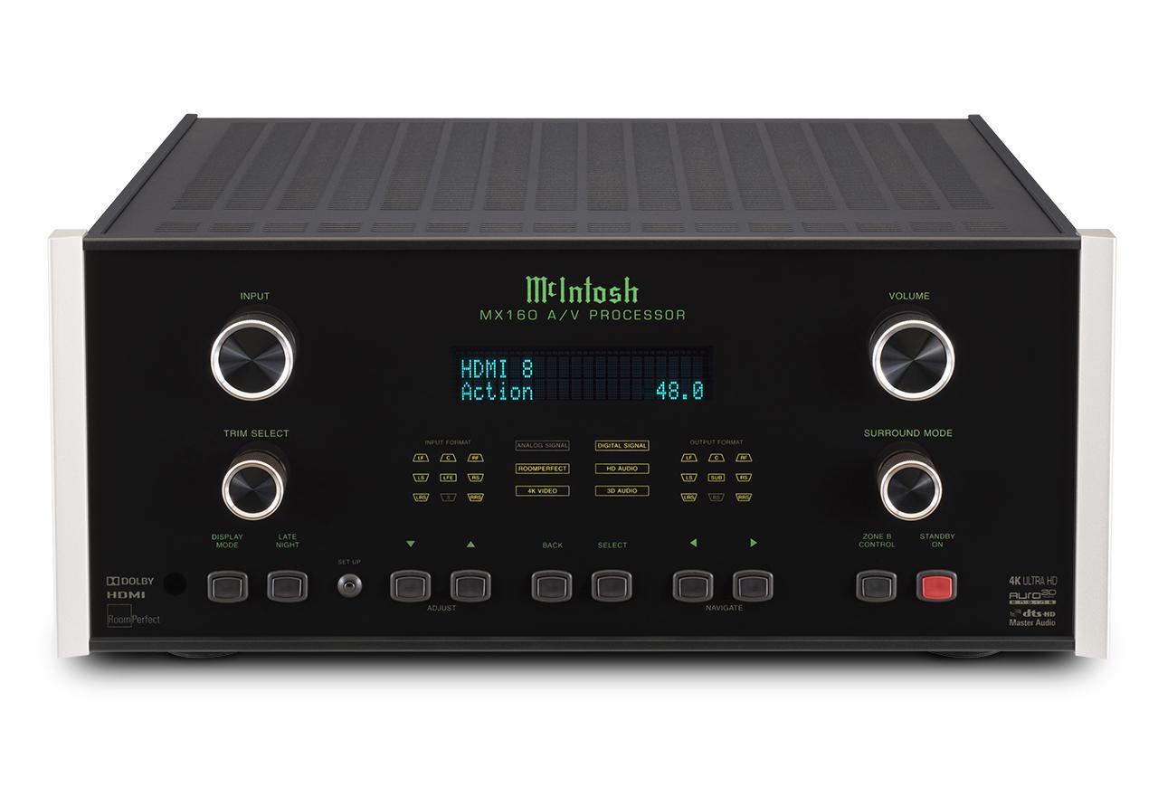 AV процессоры (Предусилитель многоканальный) McIntosh от Pult.RU