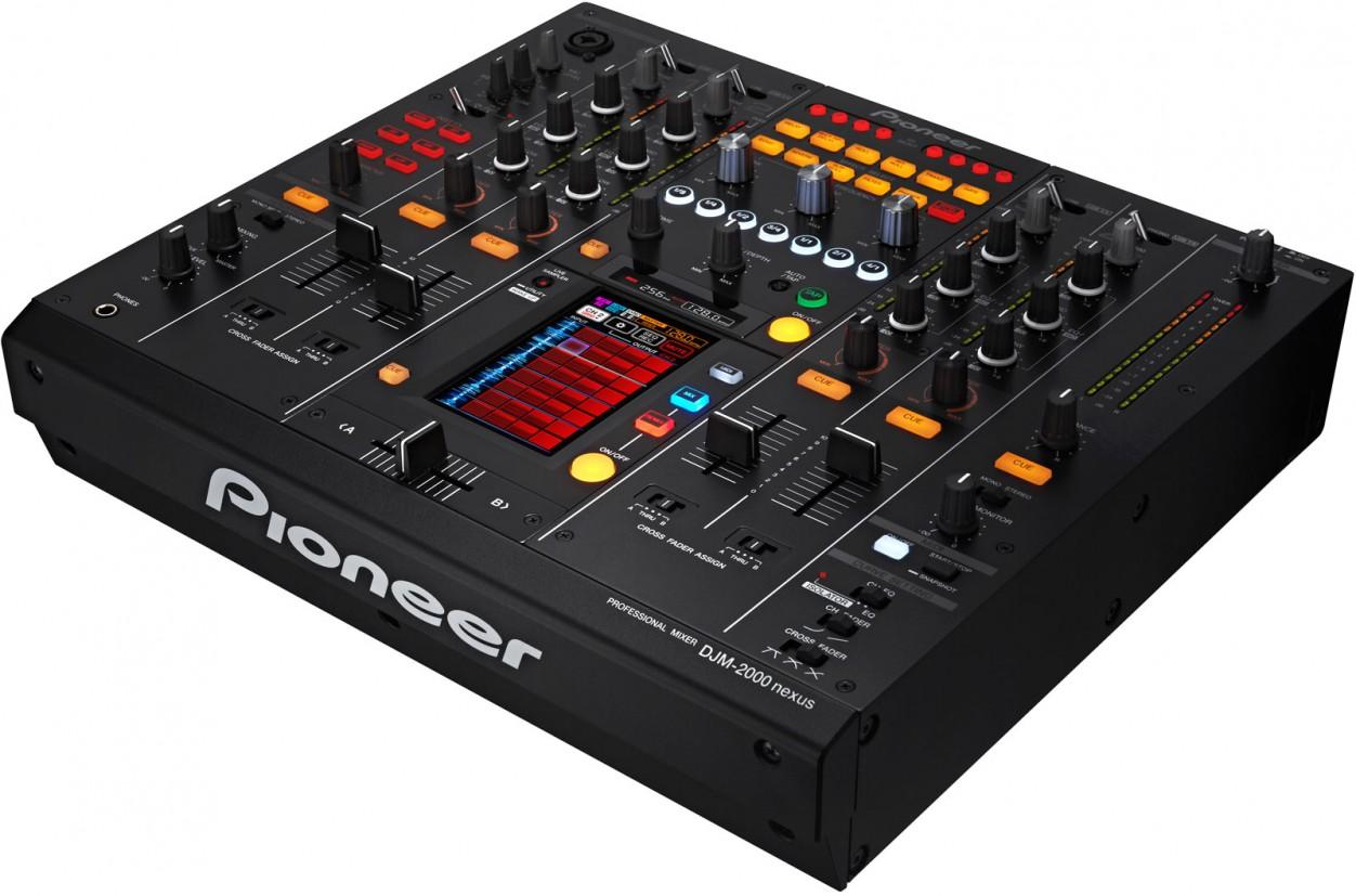 DJ-микшеры Pioneer
