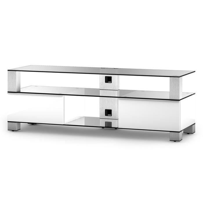 Подставки под телевизоры и Hi-Fi Sonorous MD 9140-C-INX-WHT подставки под телевизоры