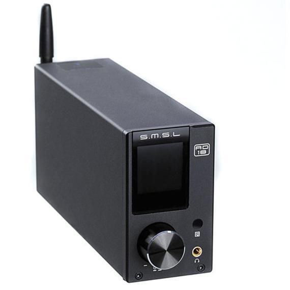 Интегральные стереоусилители SMSL