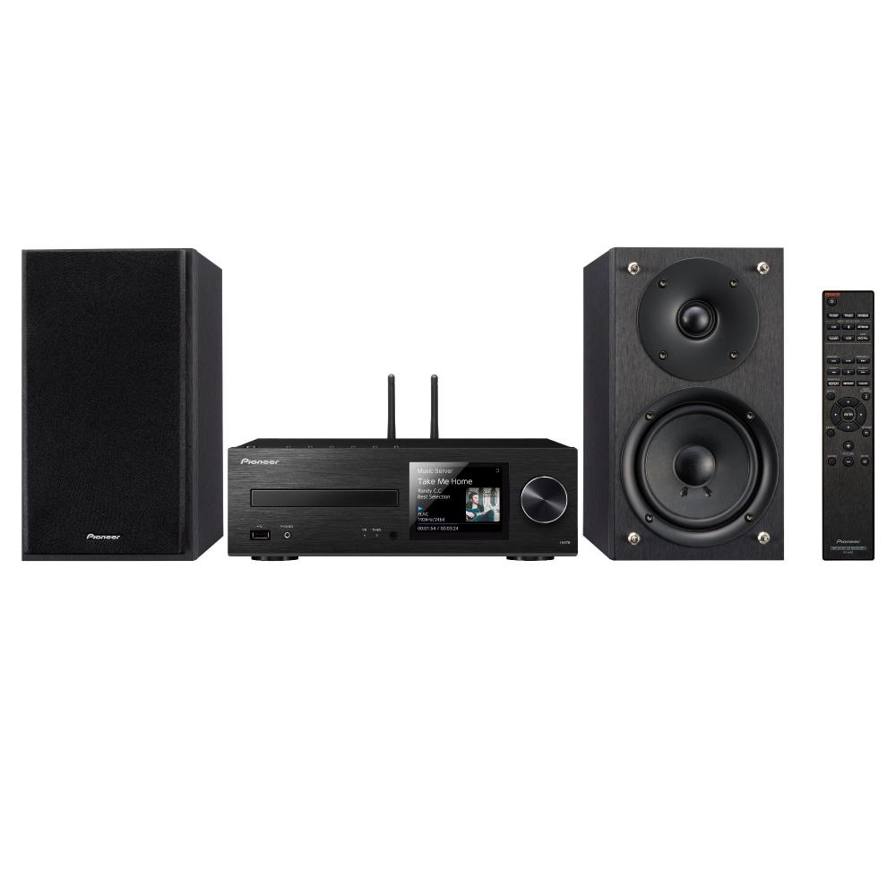 Купить Музыкальный центр Pioneer X-HM76-B в Москве, цена  34990 руб ... 728d91ac1e9